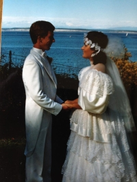 1. Craig & Jen Wedding Day 1987