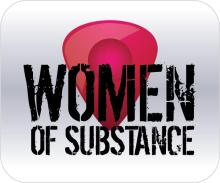 WomenofSubstanceRadioLogo