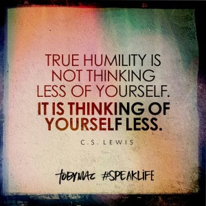 HumilityCSLewis